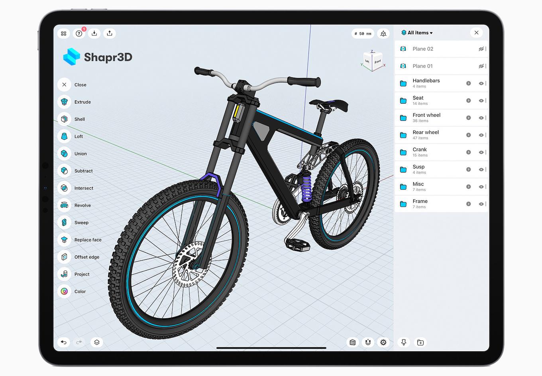 Apple Design Awardの受賞アプリ