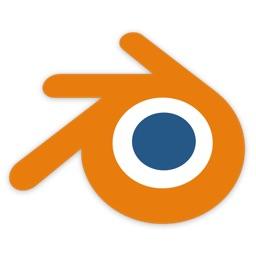 Blender logo icon