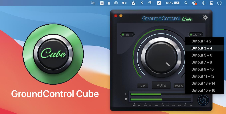 GroundControl Cube