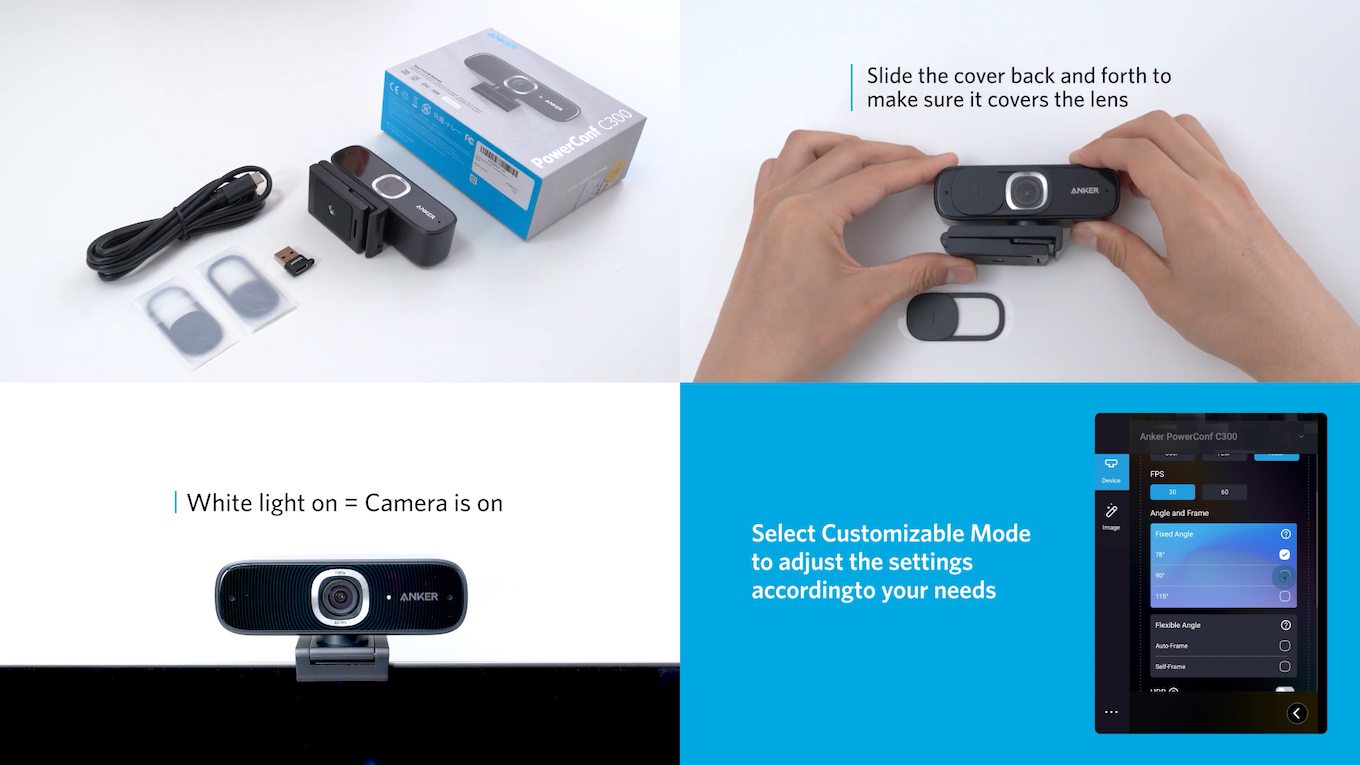 How To Setup Anker PowerConf C300