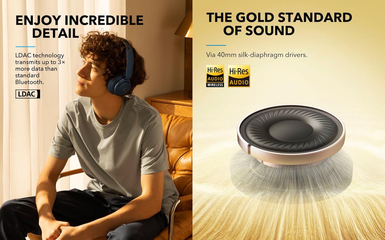 Hi-Res Audio Wireless