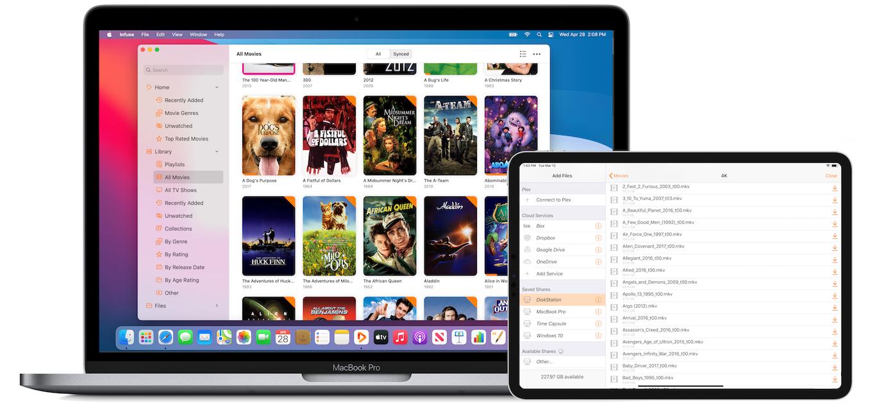 Infuse 7 for Mac/iPad