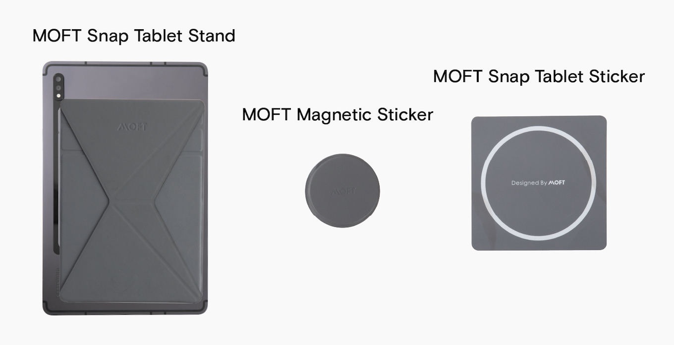 MOFT Snap Tablet Stand and Sticker