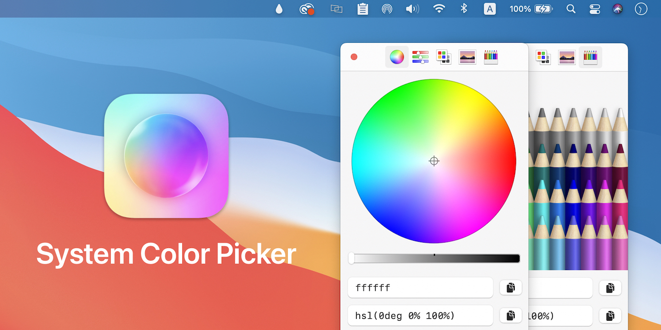 System Color Picker for Mac