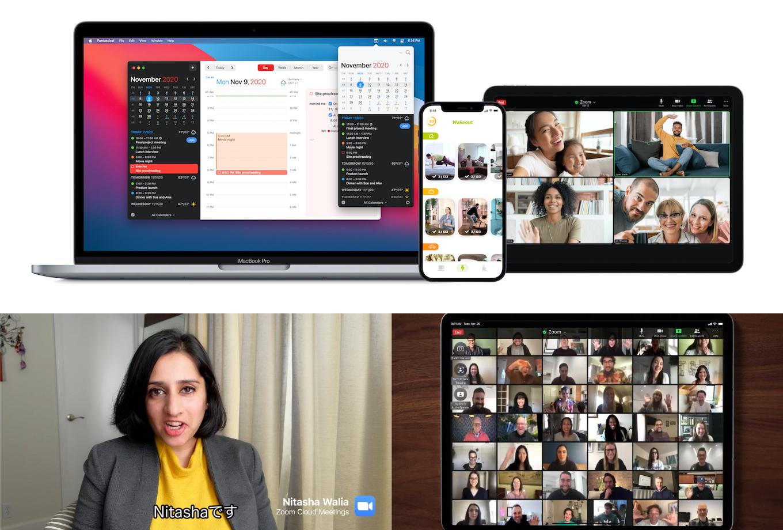 ZOOM Cloud Meetings for iPad