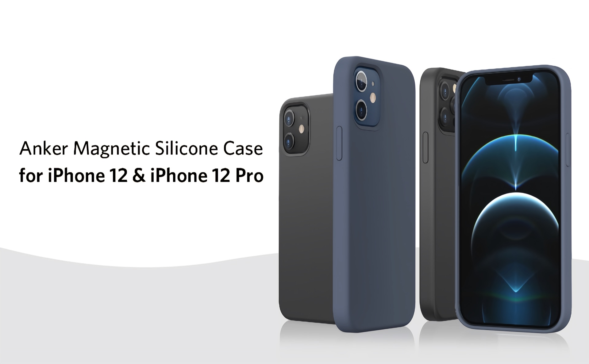 Anker Magnetic Silicone Case Hero