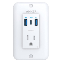 Anker USB C Wall Outlet