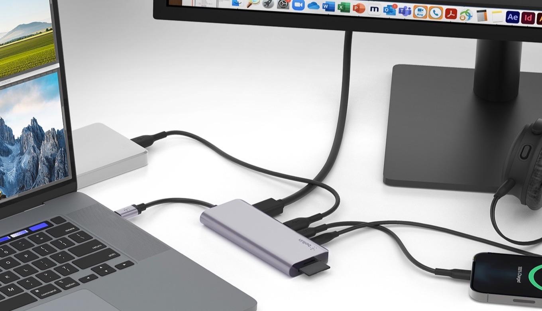 Belkin CONNECT USB-C 7-in-1 Multiport Adapter