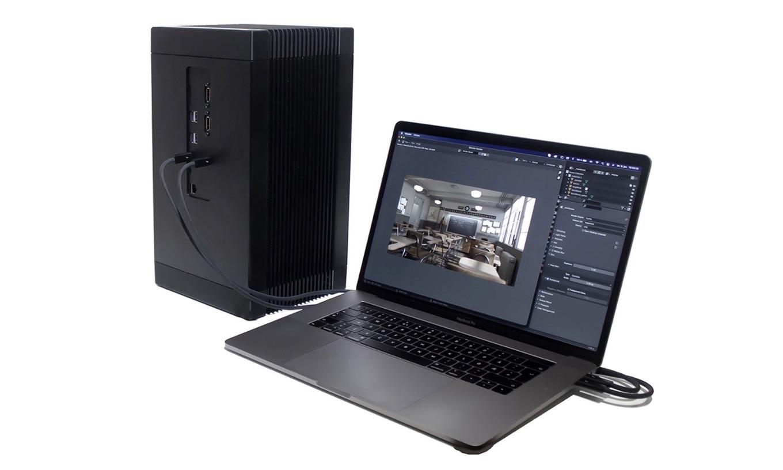 BlackBeast Pro 2021 with MacBook Pro