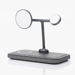 HyperJuice 4-in-1 Magnetic Wireless Charger Stand for iPhone