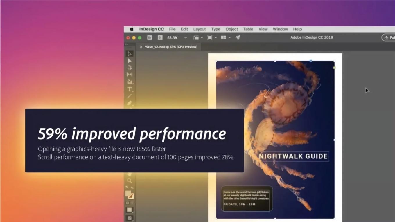 InDesignベンチマーク on Apple Silicon Mac