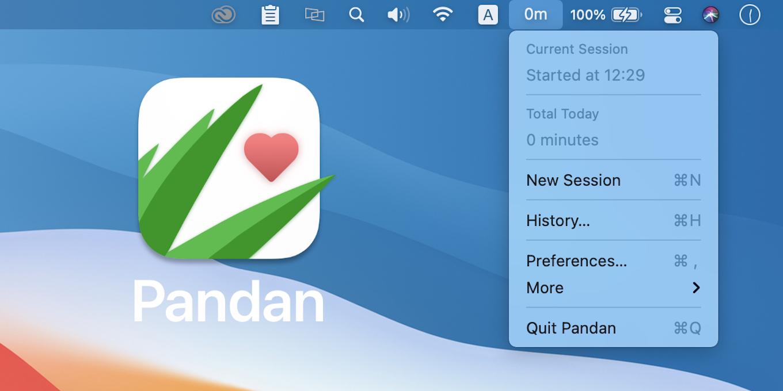 Pandan for Mac