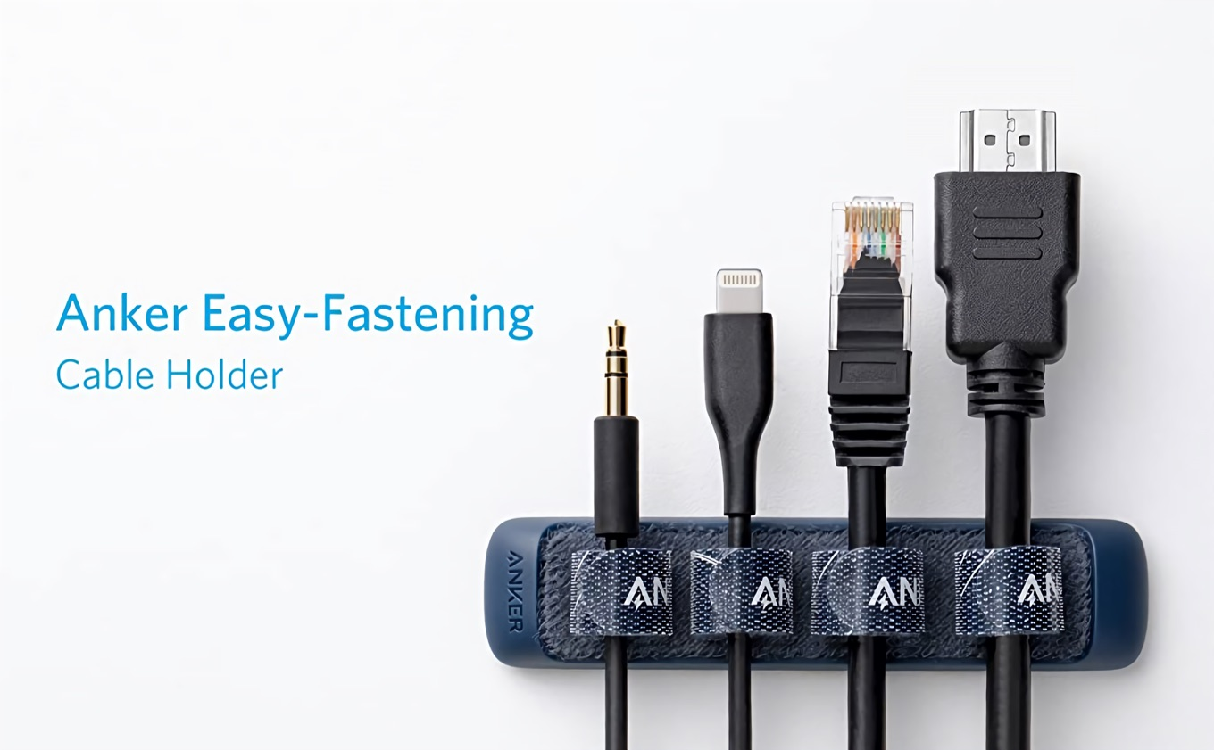 Anker Easy-Fastening Cable Holder