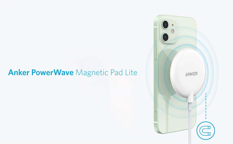 Anker PowerWave Magnetic Pad Lite