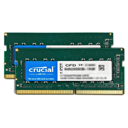 DDR4-2666 PC4-21300 Crucial by Micron