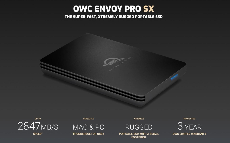 OWC Envoy Pro SX