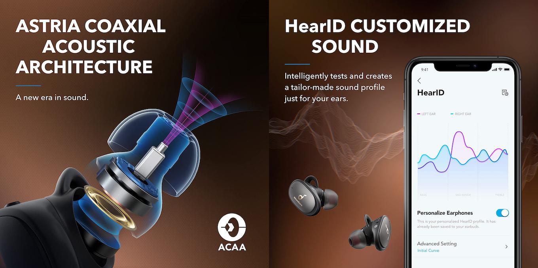 Soundcore Liberty 2 Pro+の機能