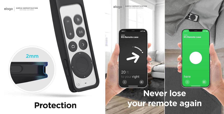 Siri Remote R5 Case