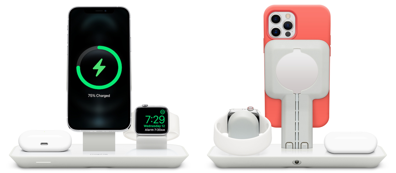 mophie 3-in-1 Stand for MagSafe Charger