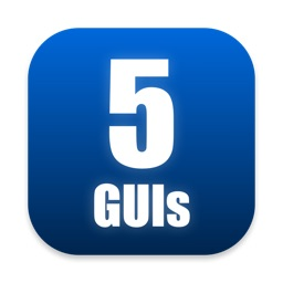 5 GUIs for Mac