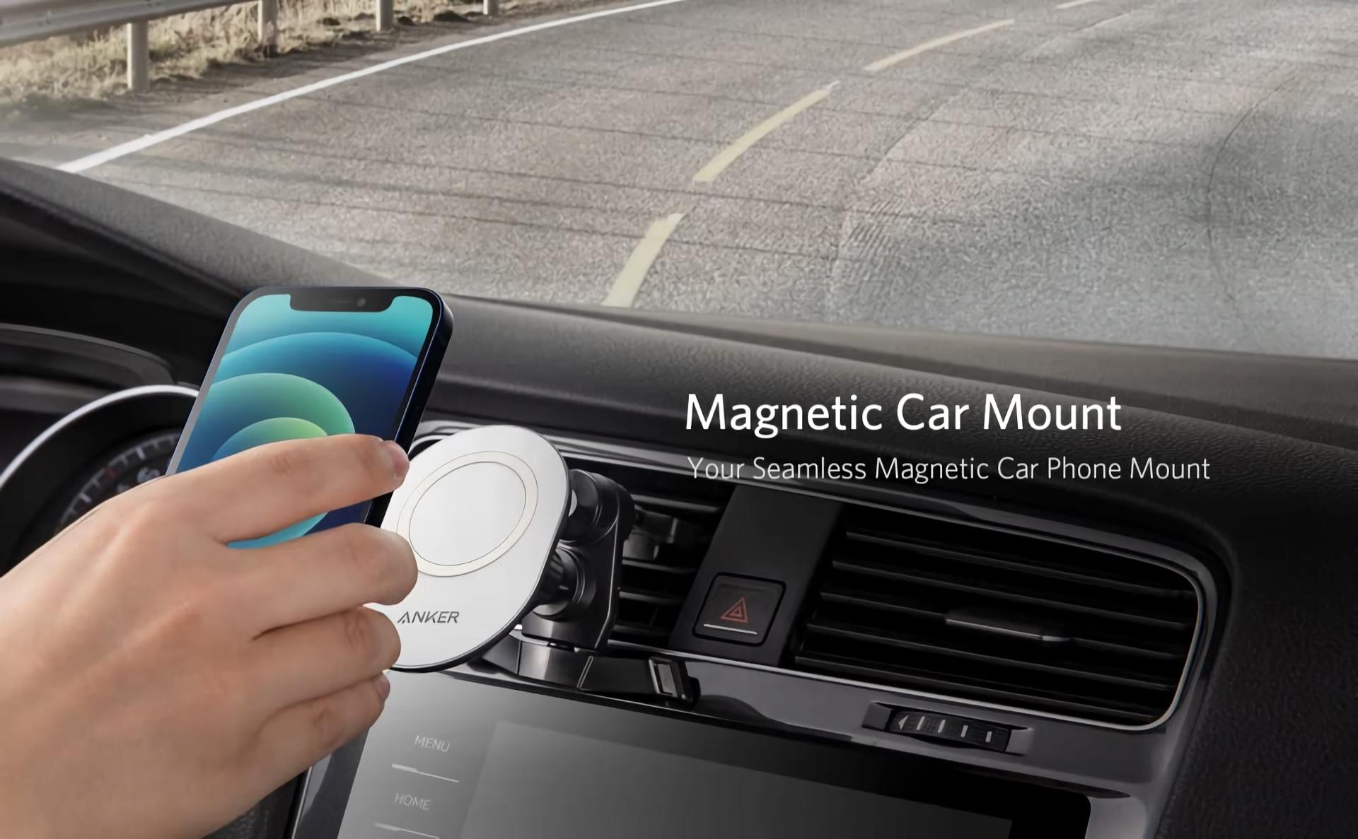 Anker Magnetic Car Mount