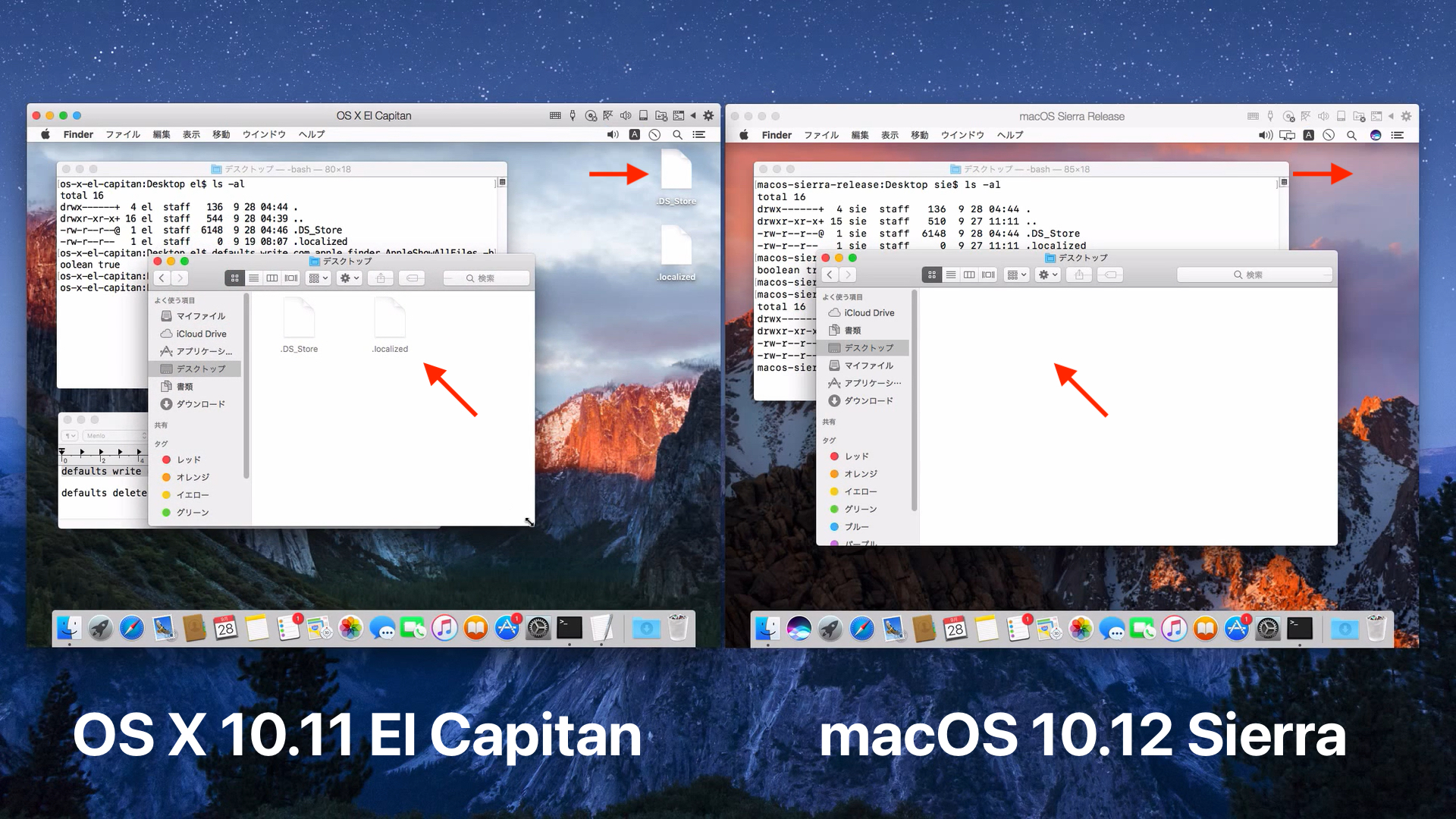 「.DS_Store」on OS X 10.11 El Capitan and macOS 10.12 Sierra