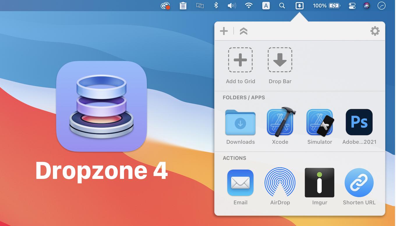 Dropzone 4