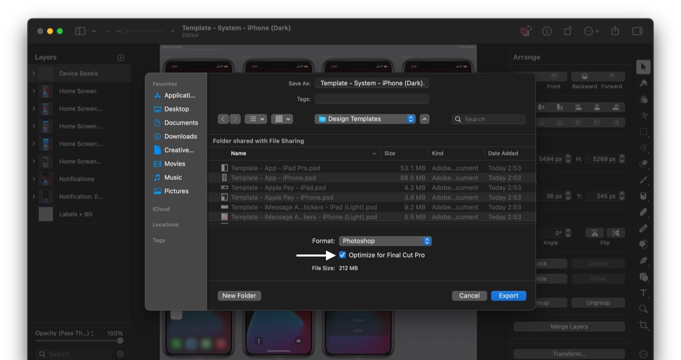 Pixelmator Pro 2.1.3 Optimized for Final Cut Pro and Motion