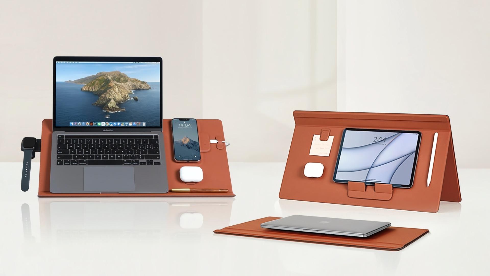 MOFT Smart Desk Mat