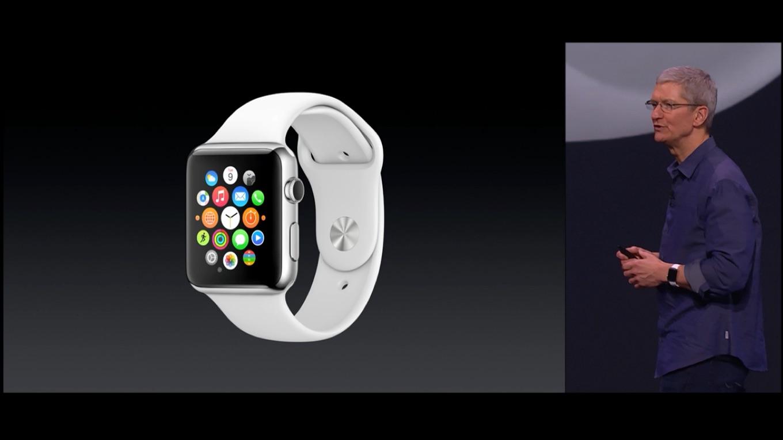 Apple Watch (第1世代)