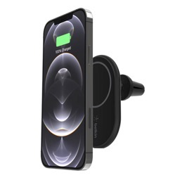 Belkin BOOSTUP CHARGE Magnetic Wireless Car Charger 10W
