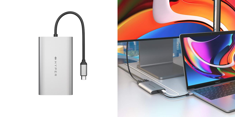 Dual 4K HDMI Adapter for M1 MacBook