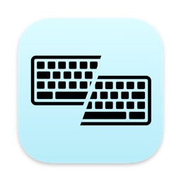 Keyb for Mac Type with one hand keyboard
