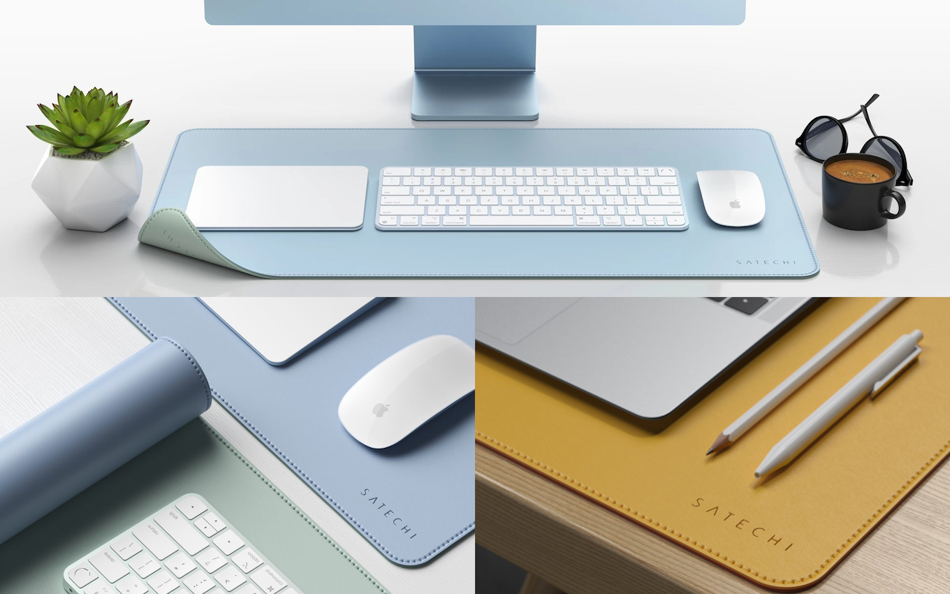 Dual Sided Eco-Leather Deskmate